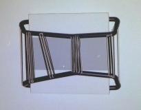 Fragment linéaire 20x30x4 2005